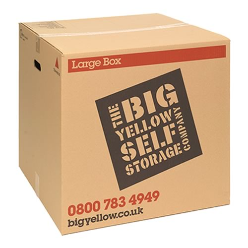 Box Shop From Big Yellow Self Storage Buy Cardboard Boxes