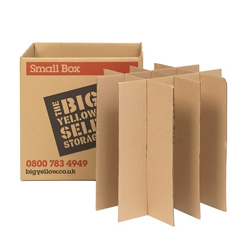 Bottle Dividers from Big Yellow Self Storage. Buy cardboard boxes ...
