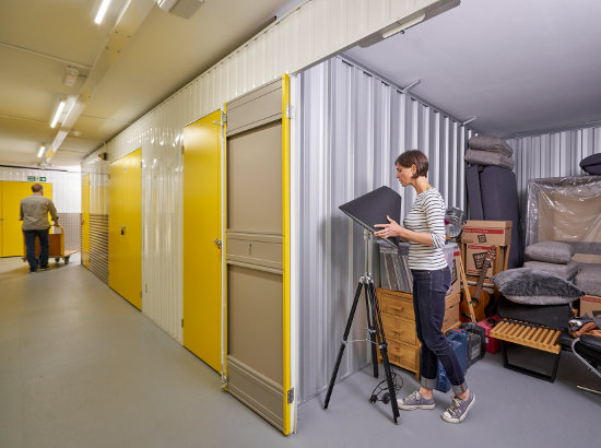Big Yellow Self Storage Storage Rooms Across The Uk Amp London