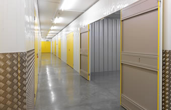 Commercial storage - unit size from 9 square feet