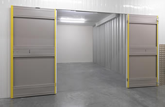 Storage - units size from 9 square feet