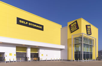 Storage - store stock and merchandise