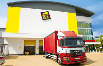 Warehouses to rent - 76 locations across the UK