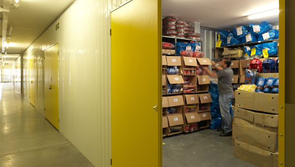 Big Yellow Business Storage