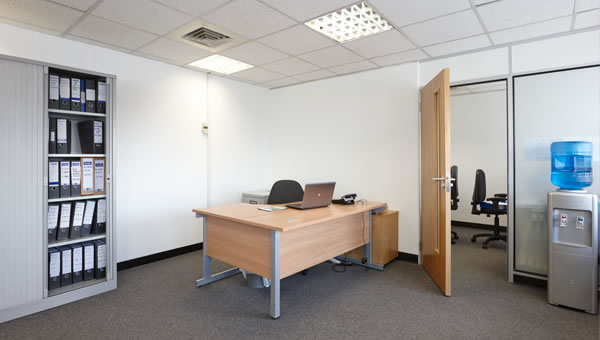 Big Yellow Business Office Space