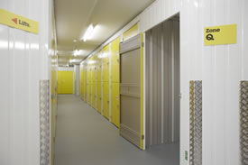 Commercial storage solutions from Big Yellow Self Storage