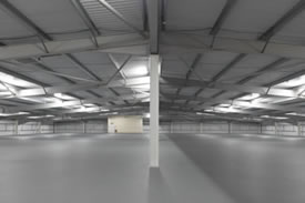 Industrial warehouse space and mini warehousing for every business