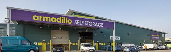 A Armadillo Self Storage Macclesfield Self Stor...