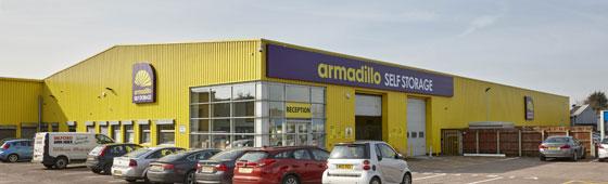 A Armadillo Self Storage Frodsham storage from ...