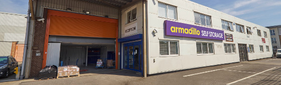 A Armadillo Self Storage West Molesey Self Stor...