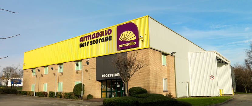 A Armadillo Self Storage self storage prices fr...