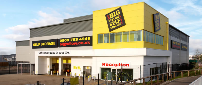 self storage prices from big yellow get a quote for self storage units in. Black Bedroom Furniture Sets. Home Design Ideas