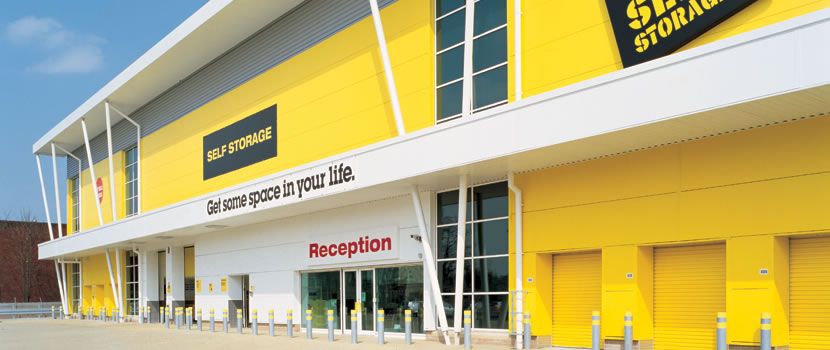 Self Storage Prices From Big Yellow Get A Quote For Self Storage Units In