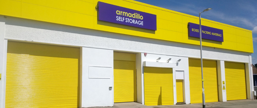 Plymouth & Reserve storage space in from Armadillo: self storage units in for ...