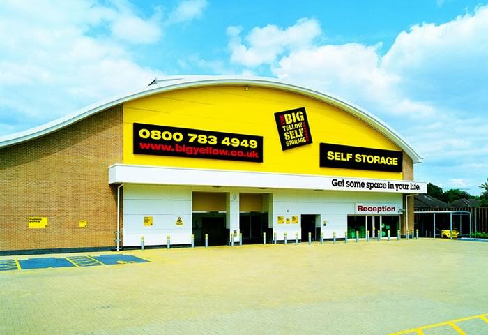 2a9172a96b Ealing Self Storage | Ealing Storage | Big Yellow