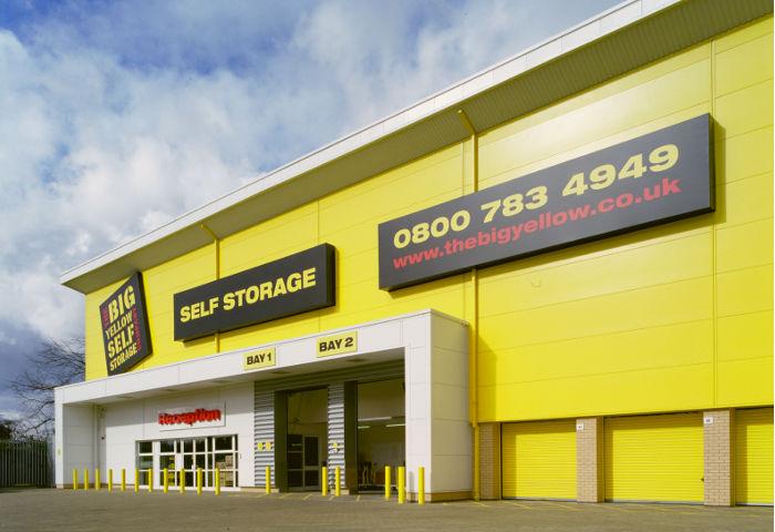 ff1c2eb3bb Hounslow Self Storage | Hounslow Storage | Big Yellow