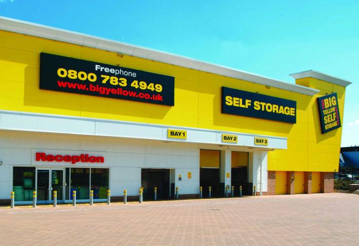 farnley self storage farnley storage big yellow. Black Bedroom Furniture Sets. Home Design Ideas