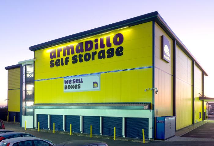 Liverpool South Self Storage