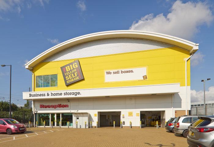 ba51fa5d88 North Kensington Self Storage | North Kensington Storage | Big Yellow