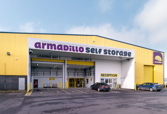 Armadillo Self Storage Sheffield West Bar Dandk Organizer