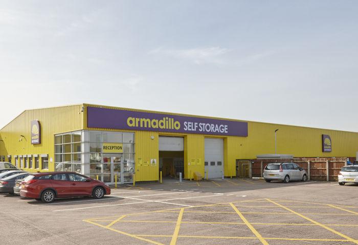 A Armadillo Self Storage Frodsham Self Storage ...